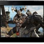 iPad Infinity-Blade-on-iPad