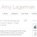 amys blogg