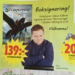 Singerar Stormvinge ICA 2015 KnivstaNytt